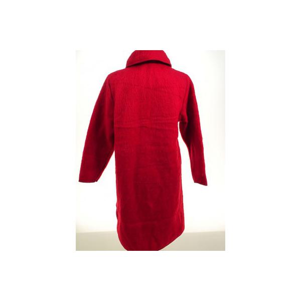 Robe de chambre en laine des pyrnes pour homme - Robe de chambre homme laine des pyrenees ...