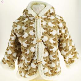 Manteau enfant Mouton